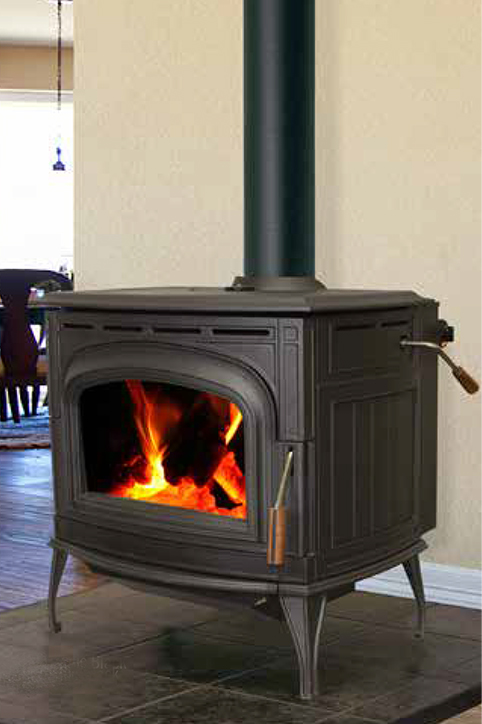 Toronto gas & wood stoves
